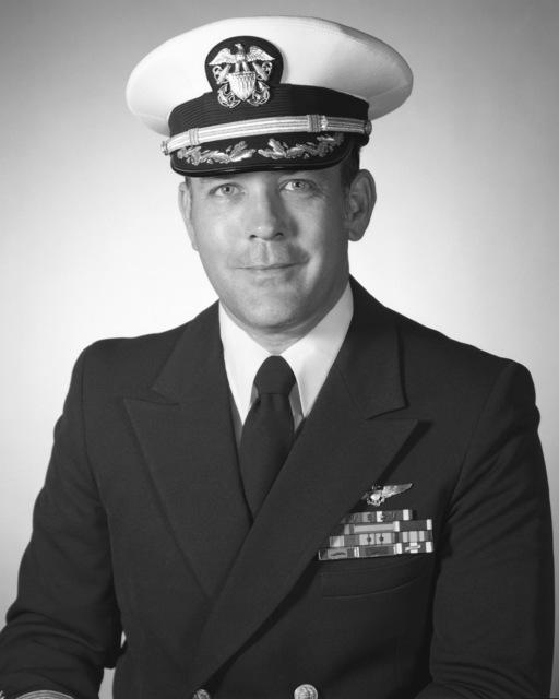 Commander William A. Sigler, USN (covered)