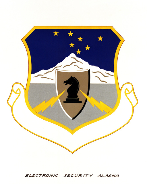 Official emblem for Electronic Security Alaska