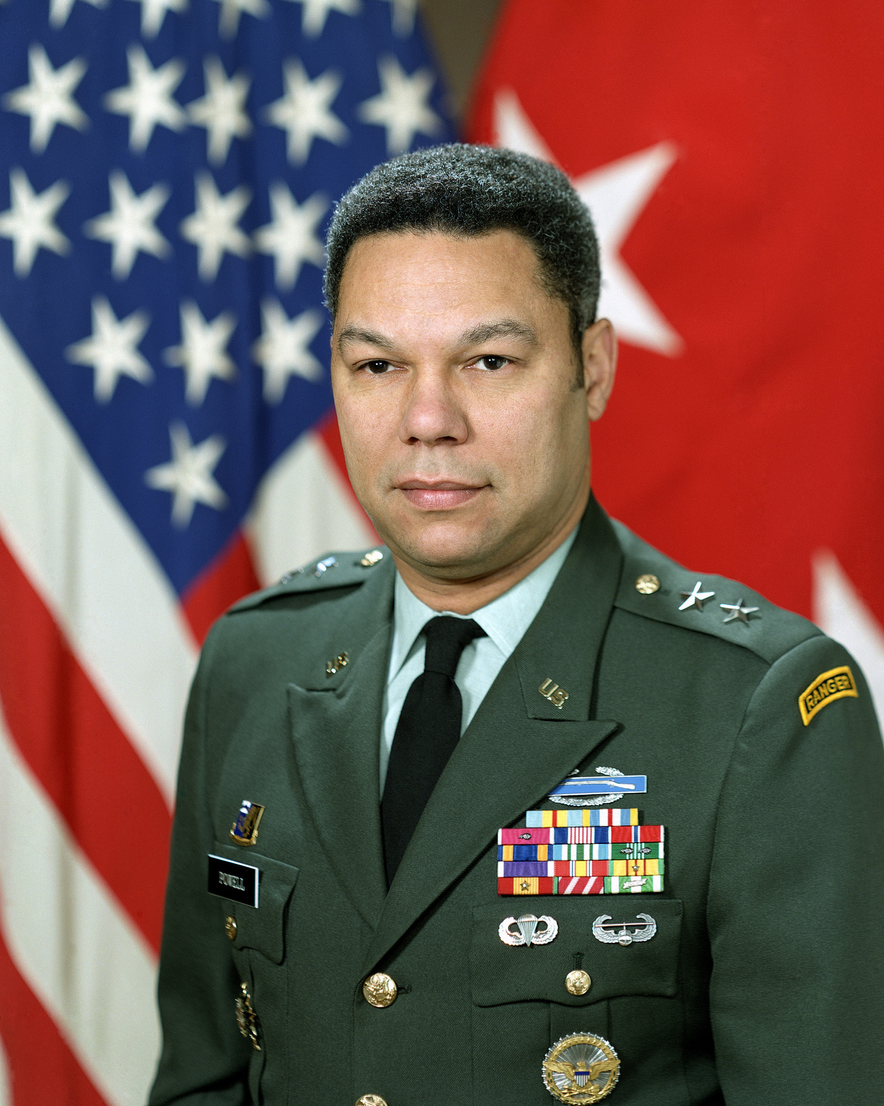 Major General (MGEN) Colin L. Powell, USA (uncovered)