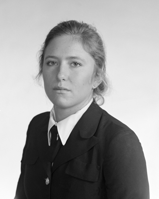 ENSIGN Debra Ellen Ballard, USNR (uncovered)