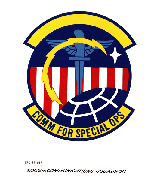 Approved unit emblem for: 206th Communications Squadron