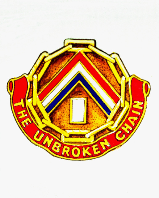 Unit insignia for: 301st Support Group