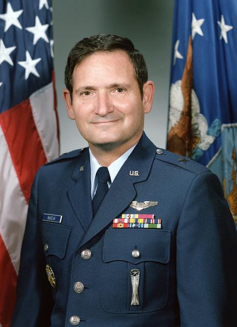 Brigadier General (BGEN) Joel M. McKean, USAF (uncovered)