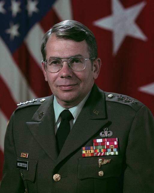Lieutenant General (LGEN) Sidney T. Weinstein, USA (uncovered)