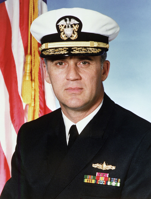 Commodore Daniel C. Richardson