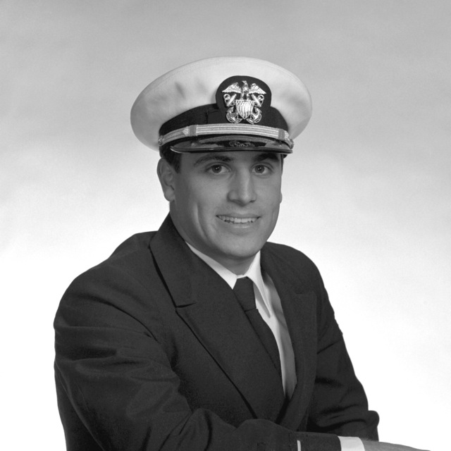 ENSIGN Joseph A. Scarcella (covered)