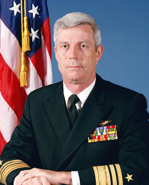 Vice Admiral (VADM) Joseph B. Wilkinson, USN (uncovered)