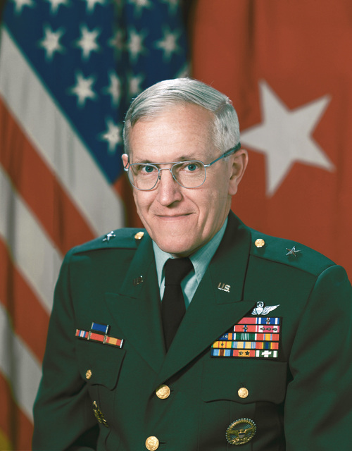 BGEN David L. Funk, USA (uncovered)