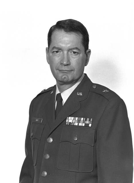 Brig. GEN. William C. Rapp