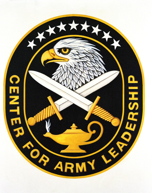 The Center for Army Leadership emblem