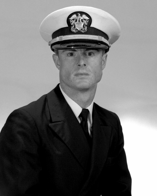 ENSIGN Sean A. Bergesen (covered)