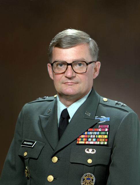 MGEN John Shalikashvili, USA (uncovered)