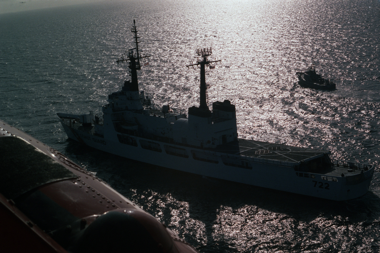 US patrol ship Morgenthau is scheduled to be transferred to Vietnam