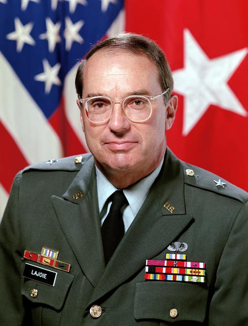 Brigadier General Roland Lajoie, USA (uncovered)