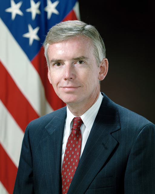 Portrait of DoD Mr. Donald R. Greenlee, Deputy Director, Operational Test and Evaluation. (U.S. Army photo by Mr. Russell F. Roederer) (Released) (PC-191269)