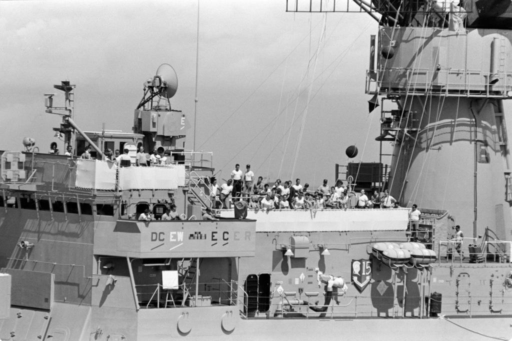 USS MEYERKOR DE 1058 FF 1058 License Plate Frame USN Military U S Navy