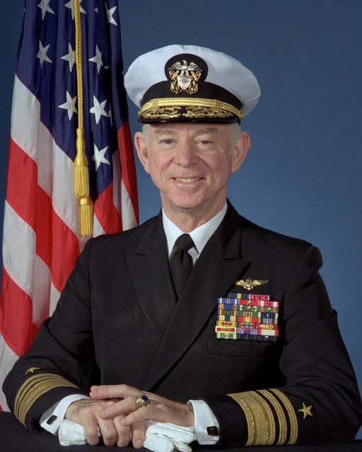 Vice Adm. Paul F. McCarthy Jr., USN