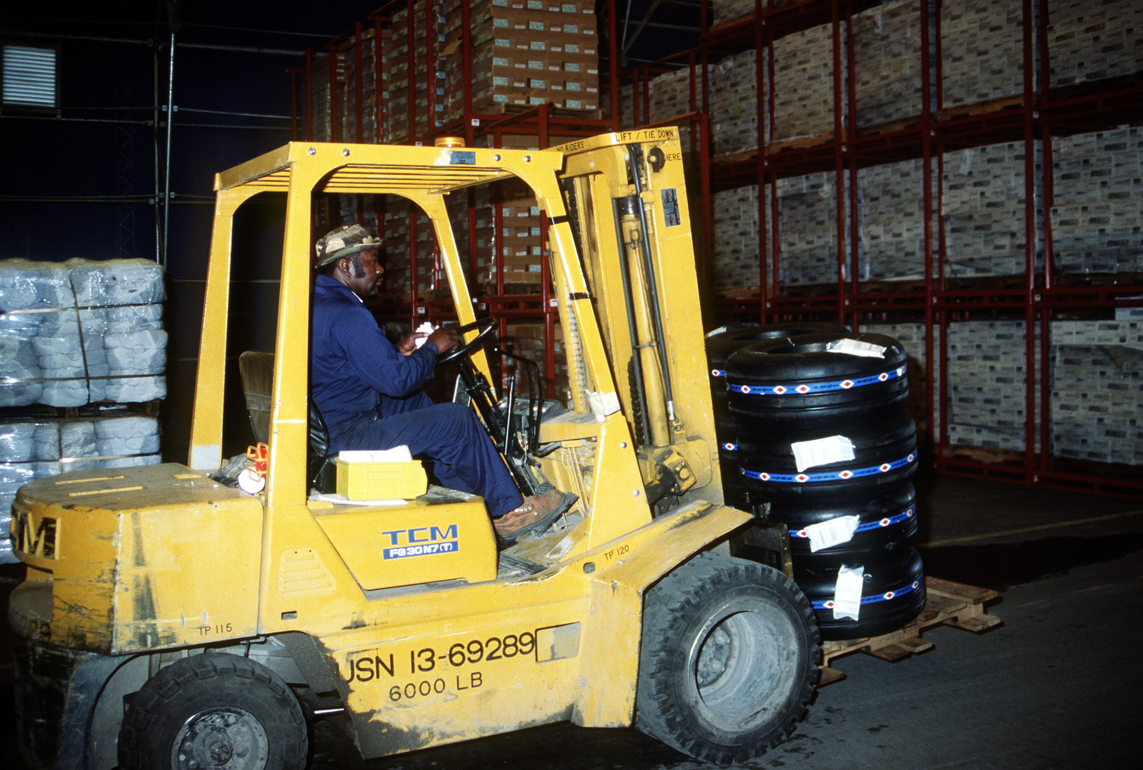 forklift operator pinoy canada