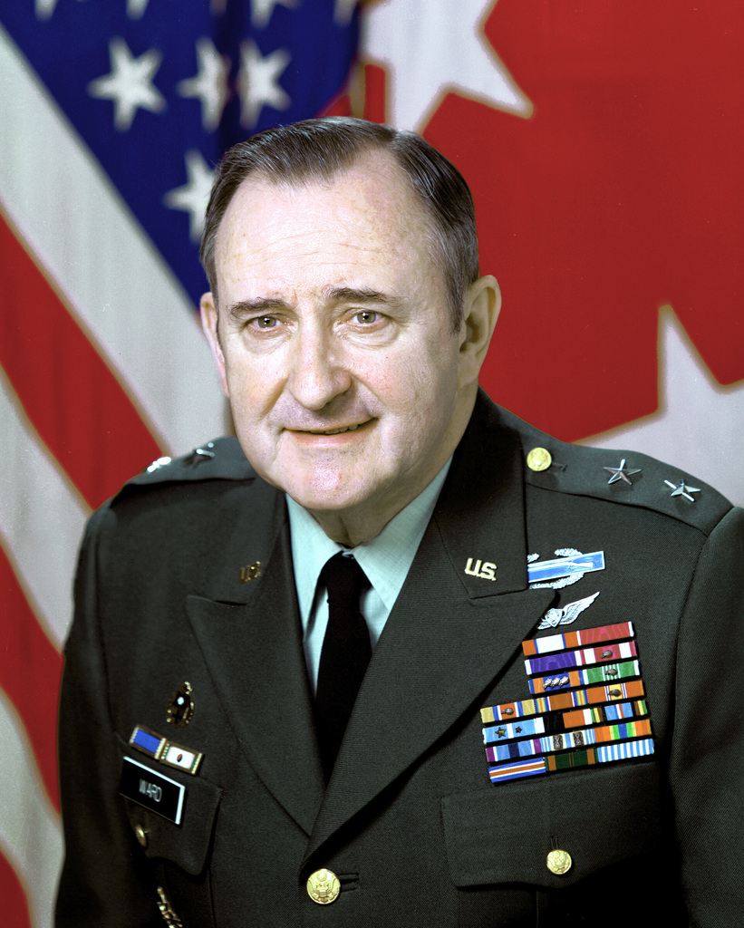 MGEN William F. Ward, USA (uncovered)