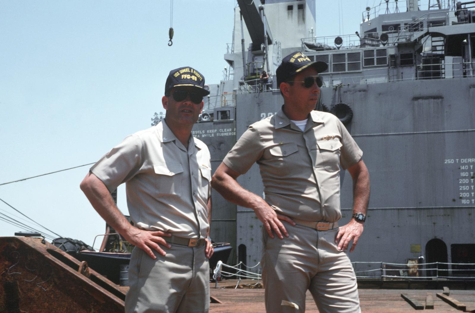 a4268d6ac63 Commander (CDR) John W. Townes III