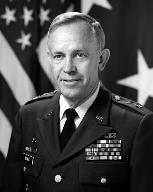 Major General Jerome B. Hilmes, USA (uncovered)