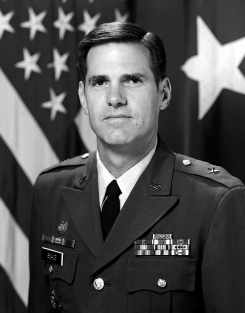 BGEN Richard E. Beale Jr., USA (uncovered)