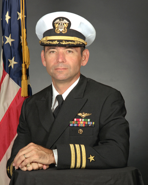 CDR Daniel J. Hacker, USN(covered)
