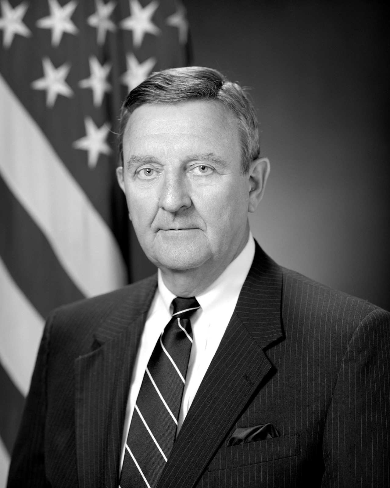 Portrait of DoD Mr. Charles W. Roades Vice Deputy for Attache/Operations, Defence Intelligence Agency (Uncovered) (U.S. Army photo by Mr. Russell F. Roederer)