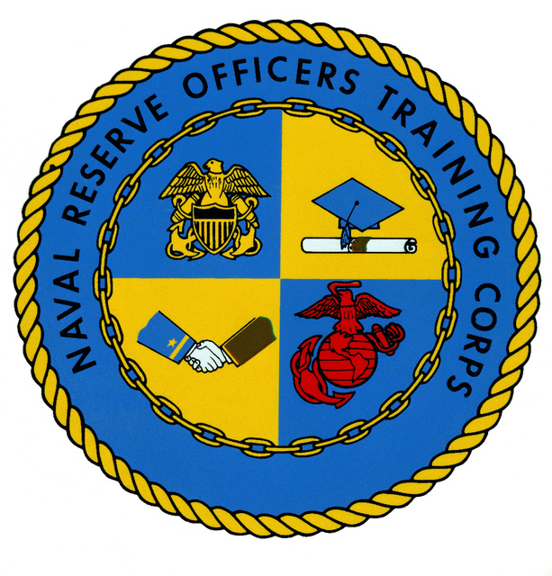 Seal of the Naval Reserve Officers Training Corps