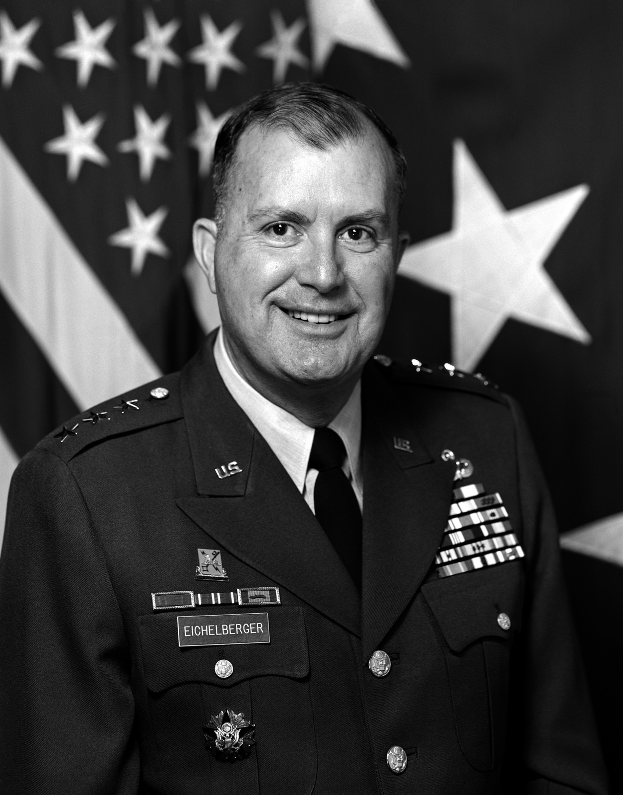 LGEN Charles B. Eichelberger, USA (uncovered)