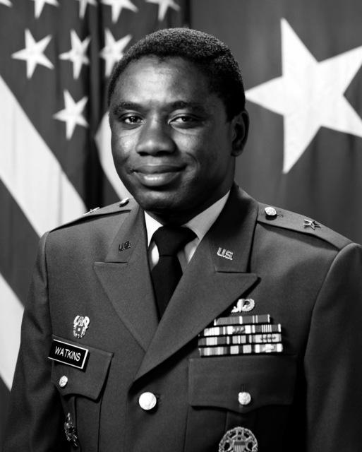 BGEN John M. Watkins Jr., USA (uncovered)