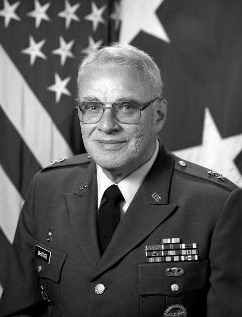 Portrait of U.S. Army MAJ. GEN. Thomas P. McHugh (Uncovered) (U.S. Army PHOTO by Mr. Russell F. Roederer)