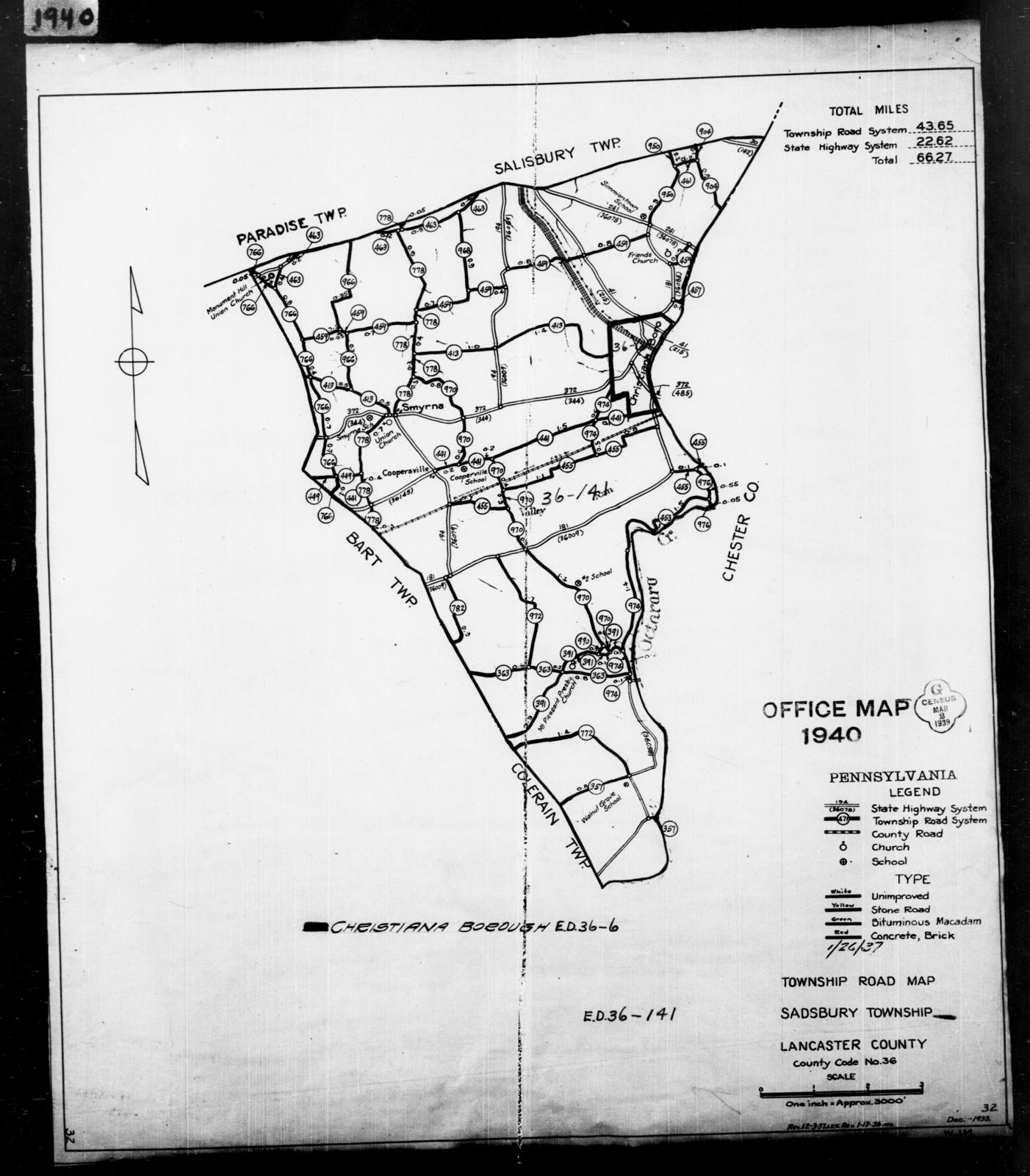 1940 Census Enumeration District Maps - Pennsylvania ... on frederick county md district map, pa state representatives district map, pa house district map,