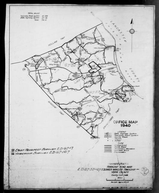 1940 Census Enumeration District Maps - Pennsylvania - York County on york state road map, washington road map, steuben county ny map, york county weather, rock hill road map, york county library, waynesboro road map, portland road map, seneca falls new york map, new york city road map, maine road map, alexandria road map, delaware county ny map, ulster county ny map,