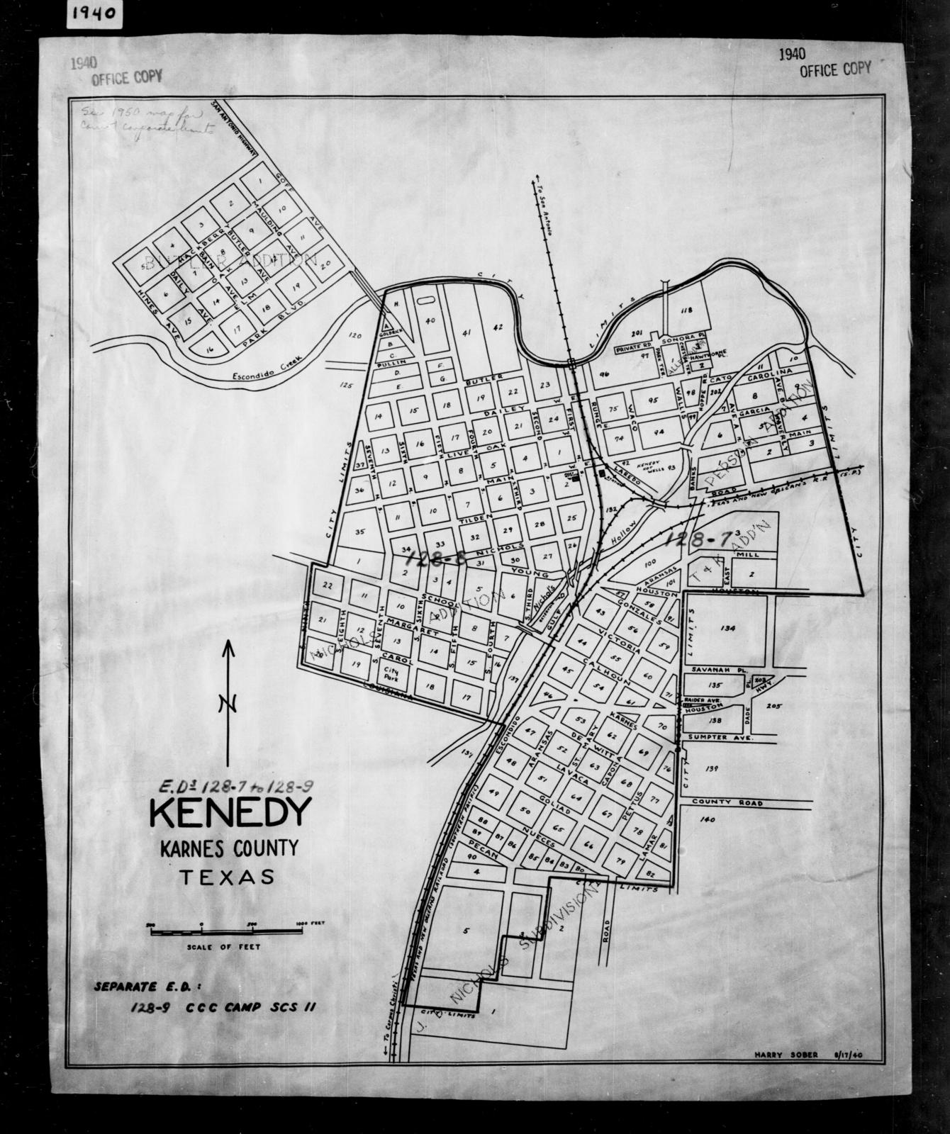 1940 Census Enumeration District Maps - Texas - Karnes County ... on rhome texas county map, tyler county, waller county texas map, wharton county texas map, webb county texas map, kenedy county texas map, waller county, chicago texas map, scurry county tx map, nacogdoches county texas map, madison county, jackson county, atascosa county, falls city, harris county, orange county texas map, williamson county, wilson county texas map, live oak county texas map, karnes detention center, montgomery county, dewitt county texas map, wilson county, zavala county, childress county texas abstract map, travis county, texas natural resources map, lee county, orange county, wharton county, milam county texas map, walker county texas map, guadalupe county, lavaca county texas map, newton county, sherman county texas map, karnes city,