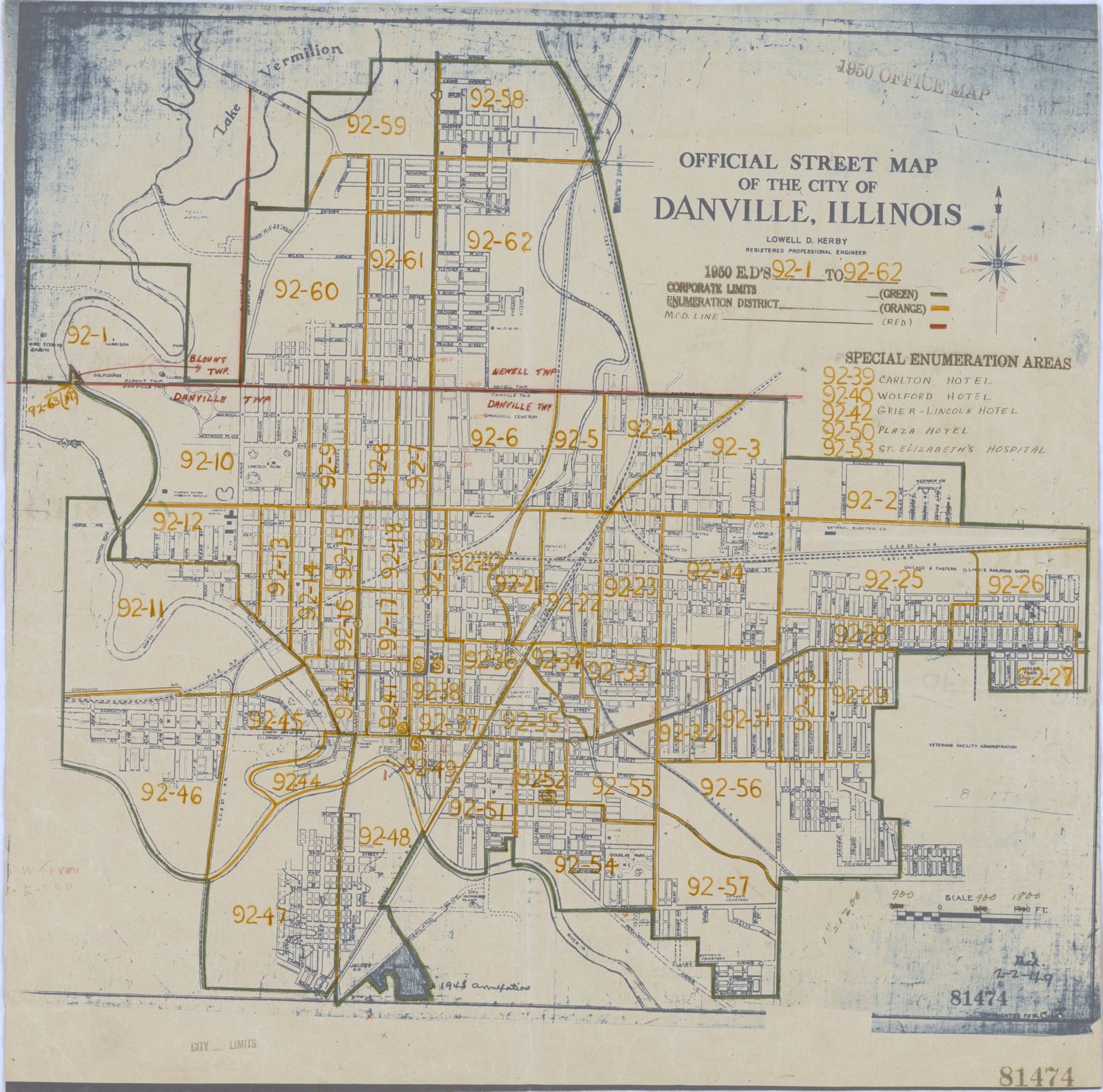 Danville Nh Map on