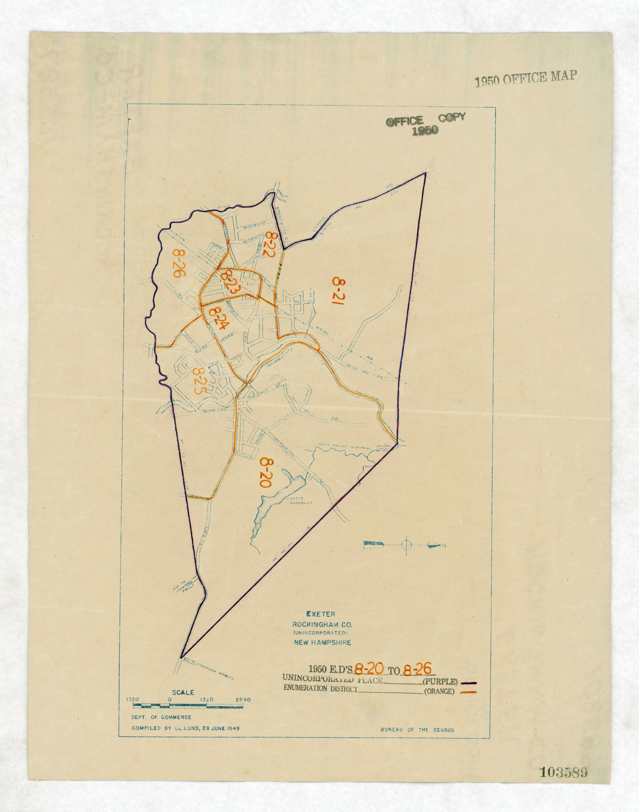 1950 Census Enumeration District Maps - New Hampshire (NH ... on map of cannon mountain nh, map of center sandwich nh, map of lempster nh, map of bethlehem nh, map of nashua nh, map of kingston nh, map of lebanon nh, map of bear island nh, map of center barnstead nh, map of pawtuckaway lake nh, map of laconia nh, map of merrimack valley nh, map of kilkenny nh, map of oxford nh, map of mirror lake nh, map of orford nh, map of wilmot nh, map of new hampton nh, map of nh towns, map of chatham nh,