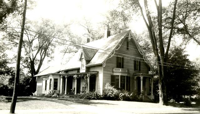 Admiral George Dewey Birthplace - Montpelier, Vermont