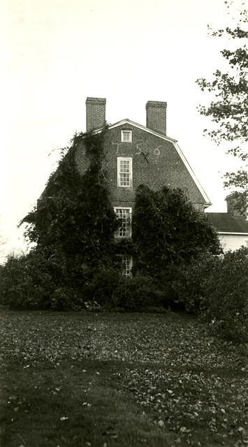 John Baker House - Side View - Wallingford, Connecticut