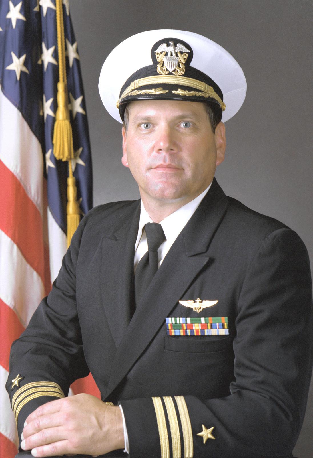 CDR Andrew M. Daniels Jr., USNR(covered)
