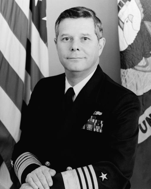 ADM Jeremy M. Boorda, USN (uncovered)