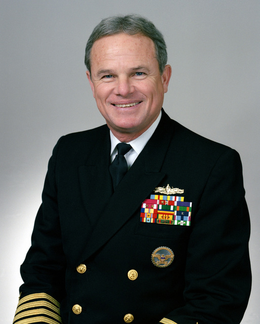 RADM (lower half) James G. Prout III, USN, selectee (uncovered)