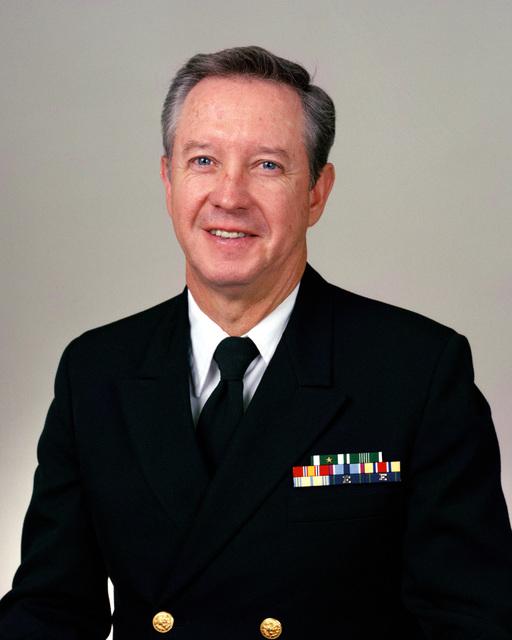 RDML (lower half) James C. Yeargin selectee (uncovered)