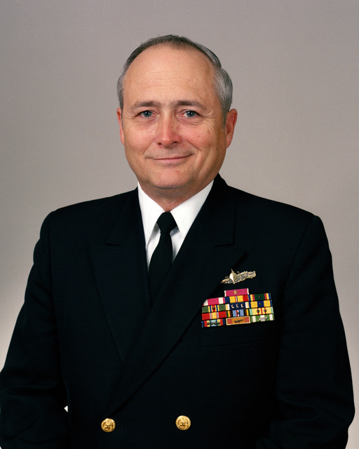 RDML (lower half) Richard D. Williams, III selectee (uncovered)