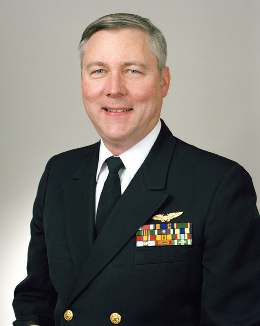Rear Admiral (lower half) Jay W. Sprague, USN selectee (uncovered)
