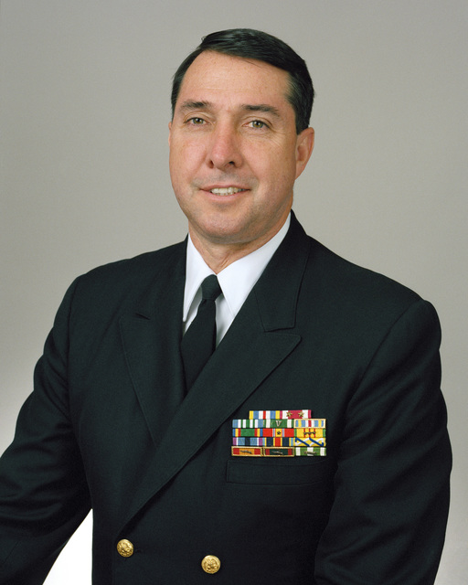 Rear Admiral (lower half) Kendell M. Pease Jr., USN selectee (uncovered)
