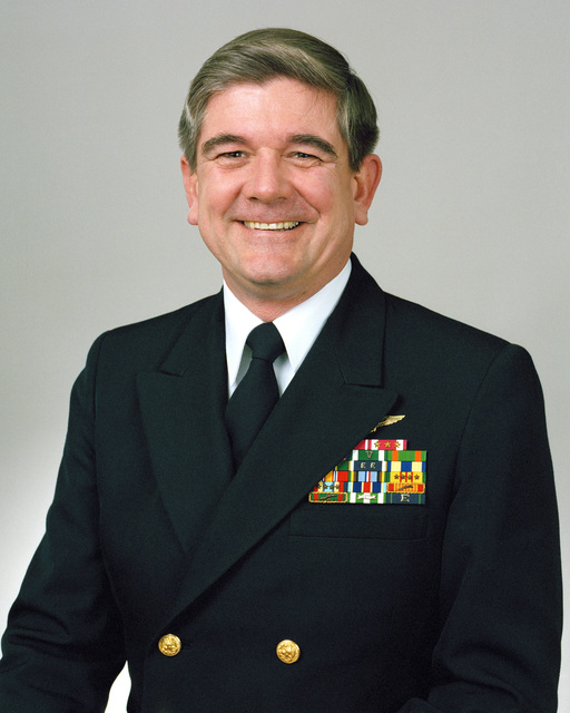 Rear Admiral (lower half) Michael L. Bowman, USN selectee (uncovered)