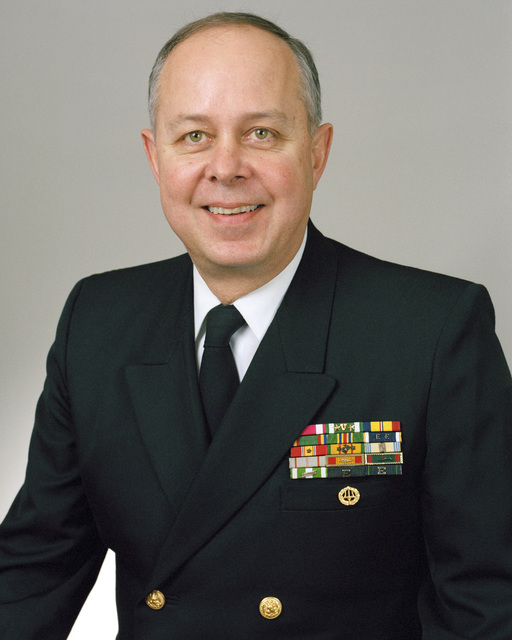 Rear Admiral (lower half) Noah H. Long Jr., USN selectee (uncovered)
