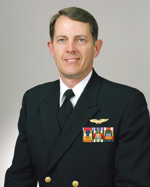 Rear Admiral (lower half) Robert L. Ellis Jr., USN selectee (uncovered)