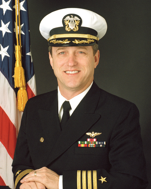 Captain D.W. Gabriel, USN (covered)